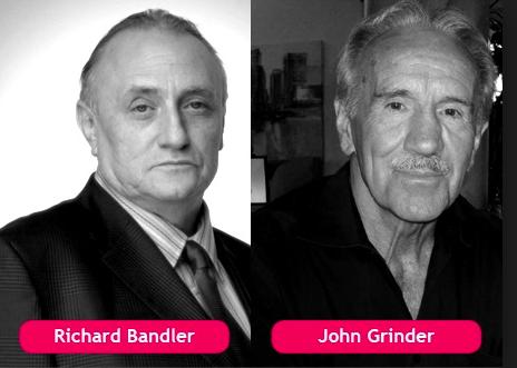 Richard Bandler John Grinder - cofondatori PNL