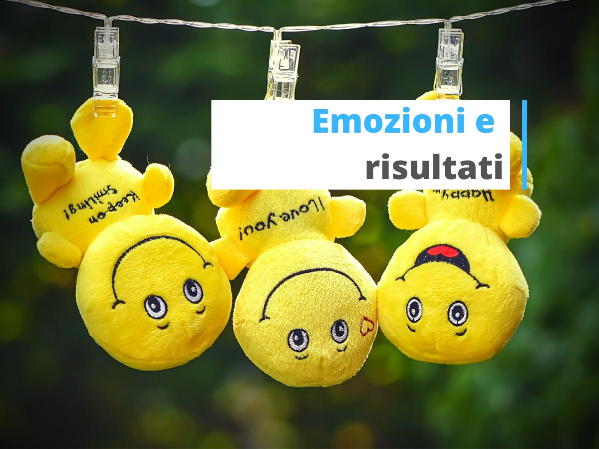 emozioni e risultati